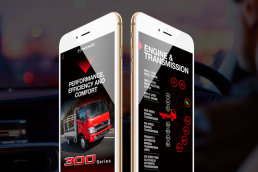 Hino Trucks - SOCIAL MEDIA CAMPAIGNS