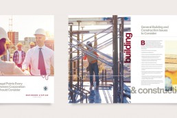Makinson D'Apice Lawyers - CREATIVE DIRECTION & PRINT DESIGN